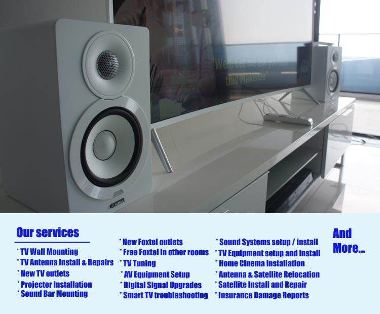 cararra home theatre cinema speaker setup