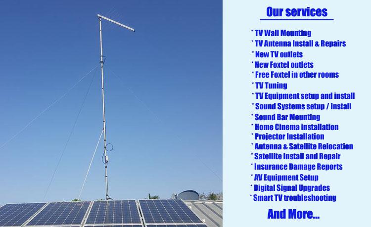 Labrador TV Antenna Signal Booster, Amplifier, Channel Pixilation