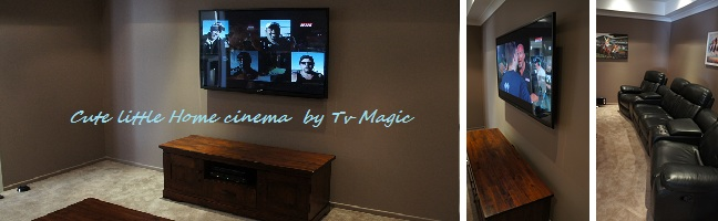 Professional TV Wall Mounting and Wall Hanging Brisbane 0449