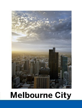 location melbourne city