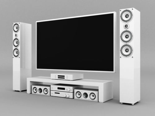 Sunshine Coast Home Theatre Set Up Home Theatre System